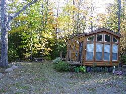 Seasonal Park Home Sites