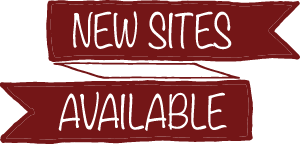 New Sites Available Now